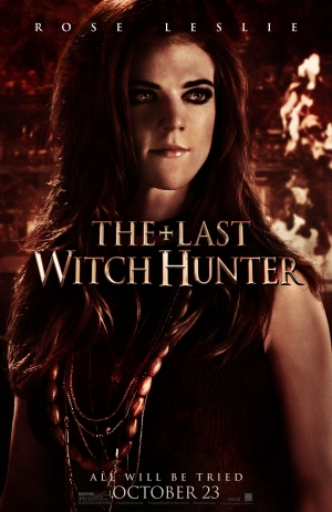 The Last Witch Hunter new posters go gothic