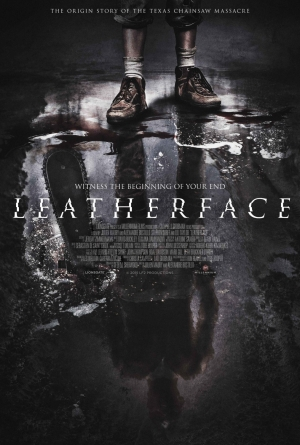 Leatherface new poster for Texas Chainsaw prequel