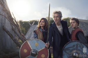 Doctor Who Series 9: new stills and video feat. Maisie Williams