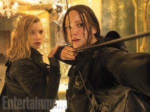 The Hunger Games: Mockingjay Part 2 new stills are here
