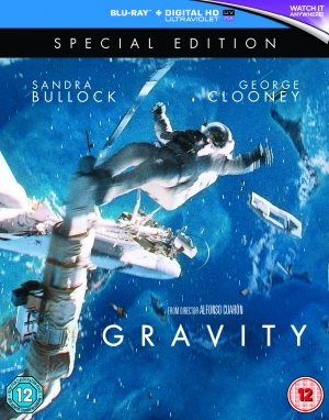 Win Gravity special edition Blu-rays with our competition!