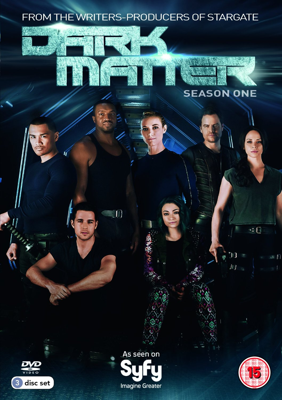 Dark Matter Season 1 DVD review: the next Stargate?