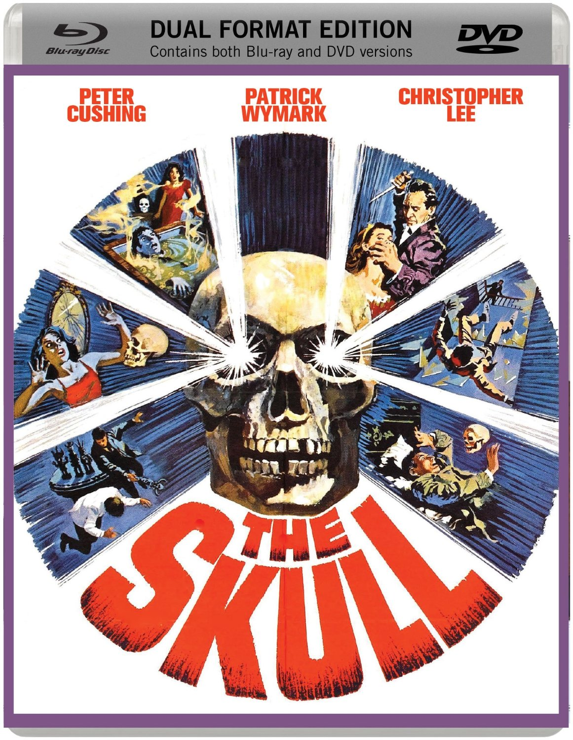 The Skull Blu-ray review: Amicus's answer to Hammer