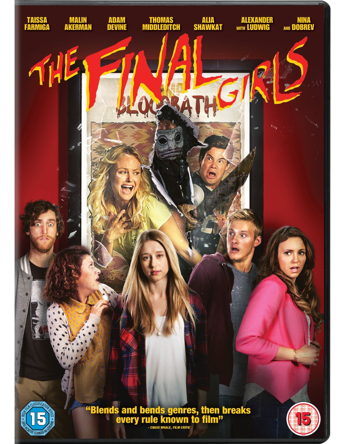 The Final Girls DVD review: ace meta horror comedy