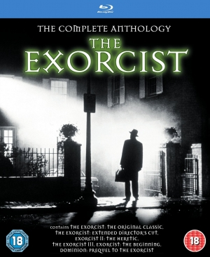 Win The Exorcist Anthology on Blu-ray with our competition
