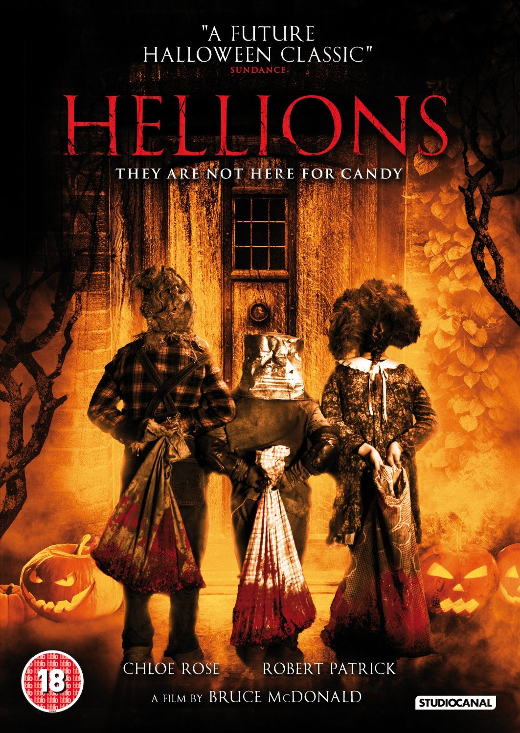 Hellions DVD review: A beautifully creepy Halloween horror