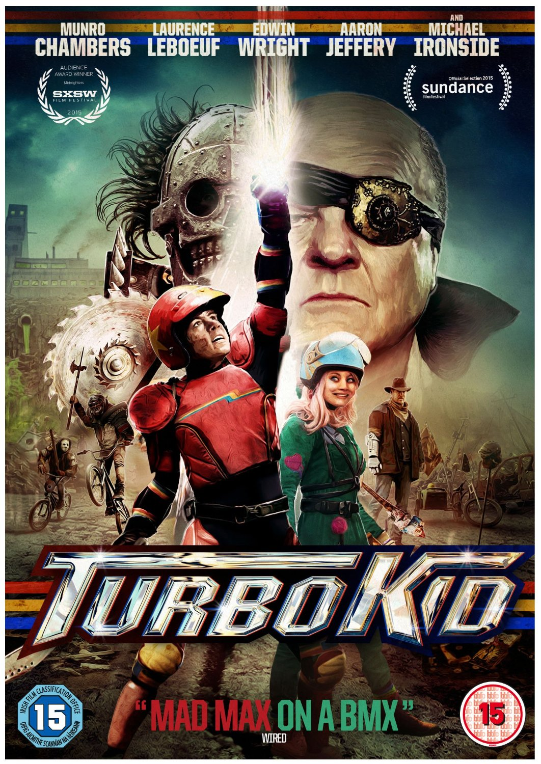 Turbo Kid Blu-ray review: a total blast