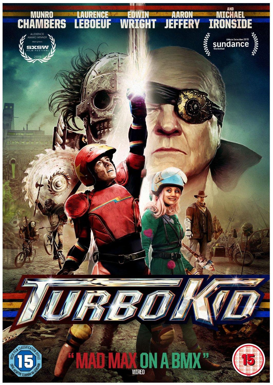 Turbo Kid Blu-ray review: a total blast