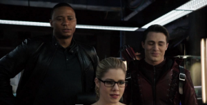 Arrow Season 3 blooper reel brings the LOLs