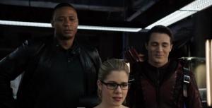 Arrow Season 3 blooper reel brings the LOLs