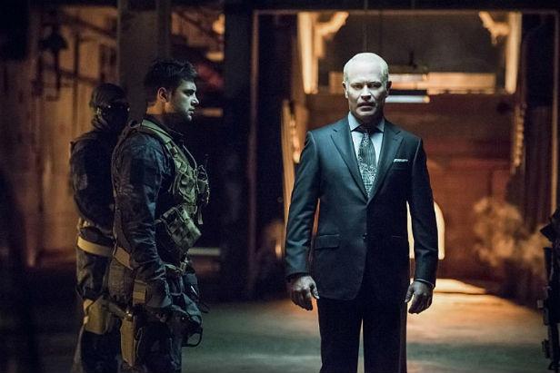 Arrow Season 4 Damien Darhk