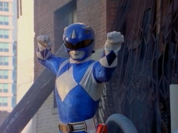Blue Ranger Billy
