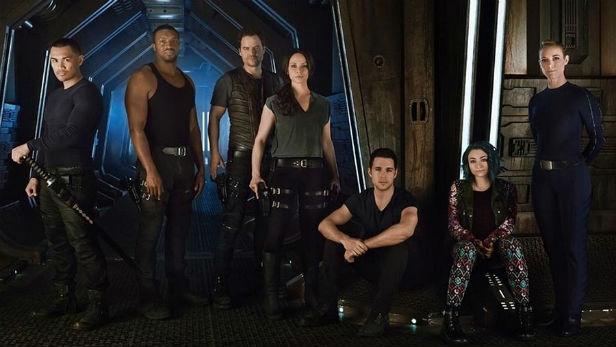 Dark Matter Season 1 DVD review: the next Stargate ...