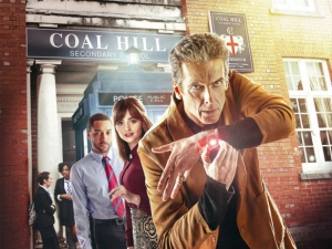 Doctor Who: new spinoff YA TV series announced