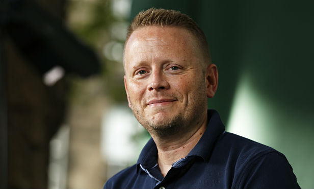 Doctor Who Class Patrick Ness