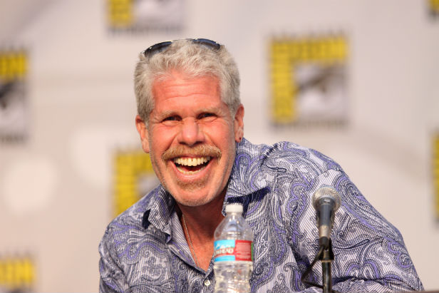 Fantastic Beasts Ron Perlman 2