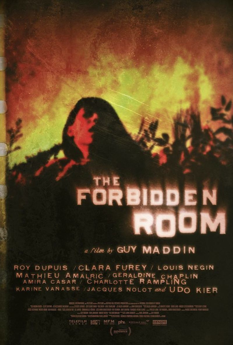 The Forbidden Room LFF film review: what a wonderful dream