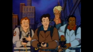 Ghostbusters animated movie on the way