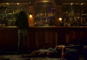 Jessica Jones new trailer is up for a brawl