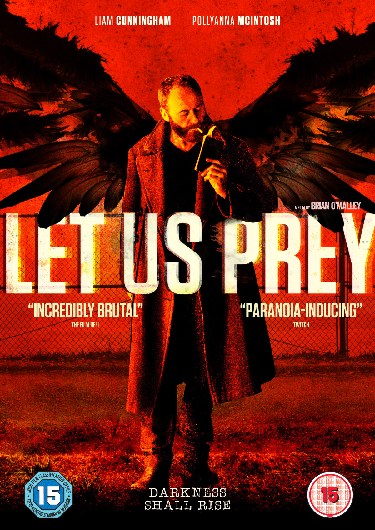 Let Us Prey Dvd Review Liam Cunningham Is The Devil