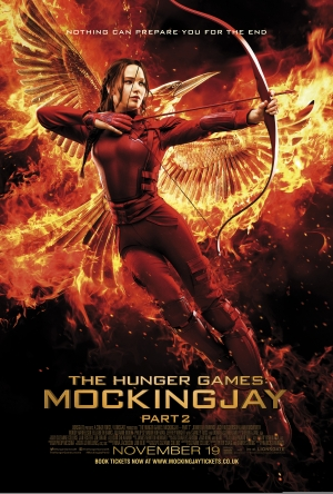 Mockingjay Part 2 poster isn't prepared for the end