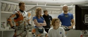 The Martian: author Andy Weir gives his verdict