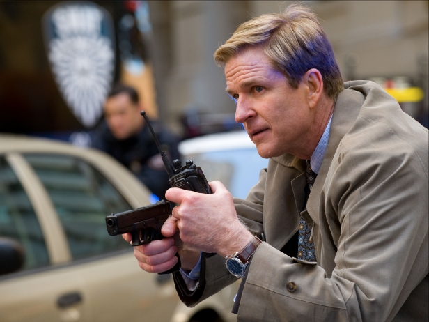 Matthew Modine in The Dark Knight Rises