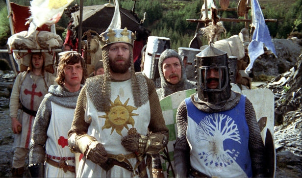 Monty Python And The Holy Grail: Top 10 Funniest Moments