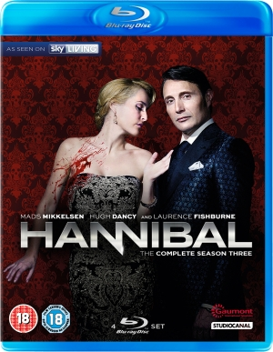 Win Hannibal Season 3 on Blu-ray with our competition!
