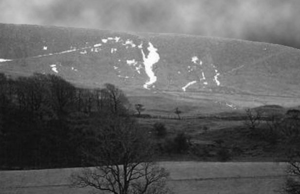Pendle Hill Snow Witch