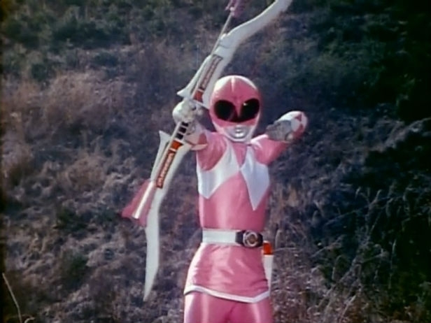 Power Rangers Pink Ranger