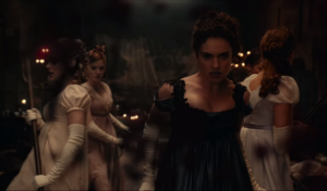 Pride And Prejudice And Zombies new trailer slays