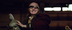 Turbo Kid clip Michael Ironside turns corpses into water