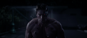 Terminator: Genisys extended preview Arnie fights Arnie