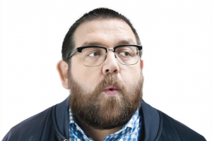 Nick Frost interview: his memoir, Simon Pegg and more
