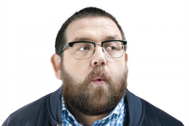 Nick Frost Truths, Half-Truths and Little White Lies
