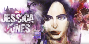 Marvel's Jessica Jones has a new artsy motion poster