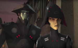 Star Wars Rebels Season 2: meet the new Inquisitors