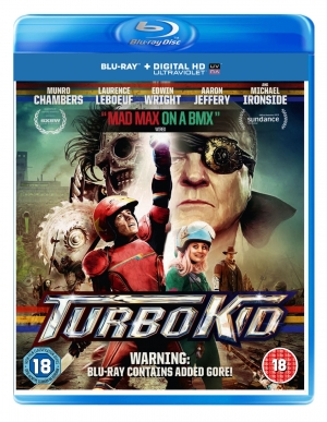 Win Turbo Kid on Blu-ray with our competition!