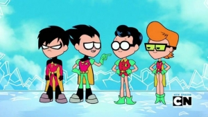"Teen Titans Go: ""We take inspiration from anywhere!"""