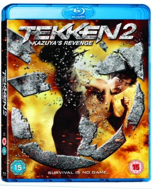 Win Tekken 2 on Blu-ray in our competition!