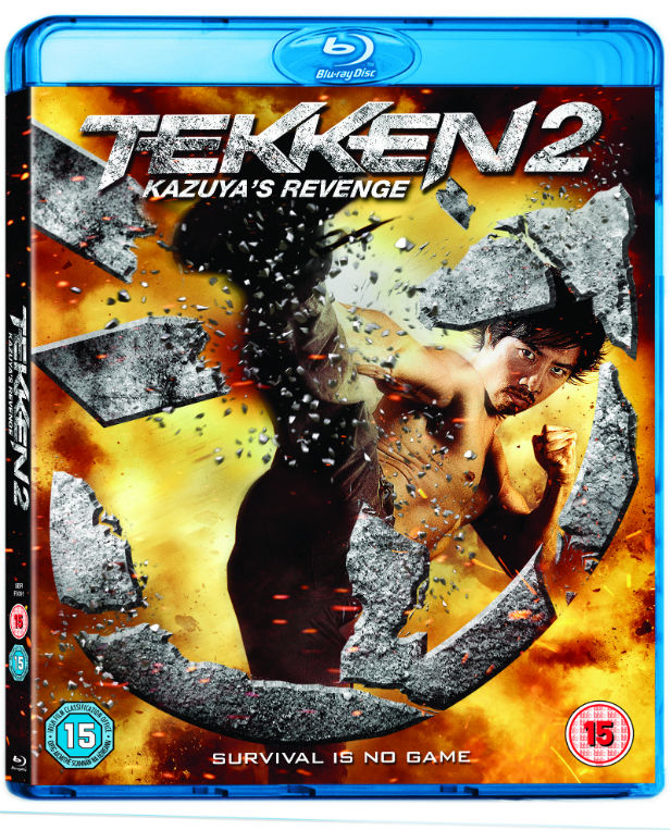 Scifinow The World S Best Science: Win Tekken 2 On Blu-ray In Our Competition!