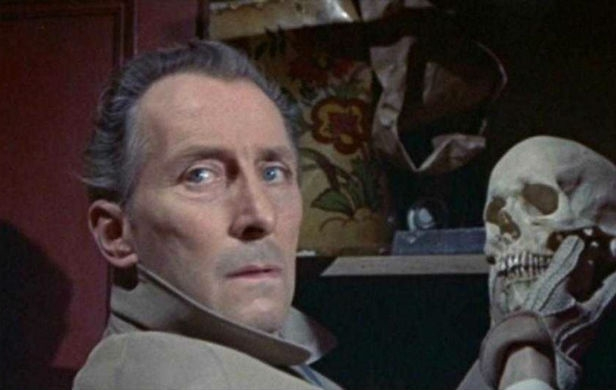 The Skull Peter Cushing