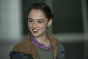 Tomorrowland: Raffey Cassidy talks playing Athena