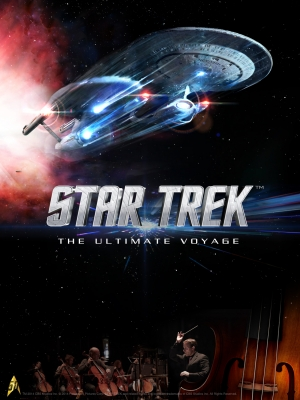 Star Trek: The Ultimate Voyage Tour hits Royal Albert Hall