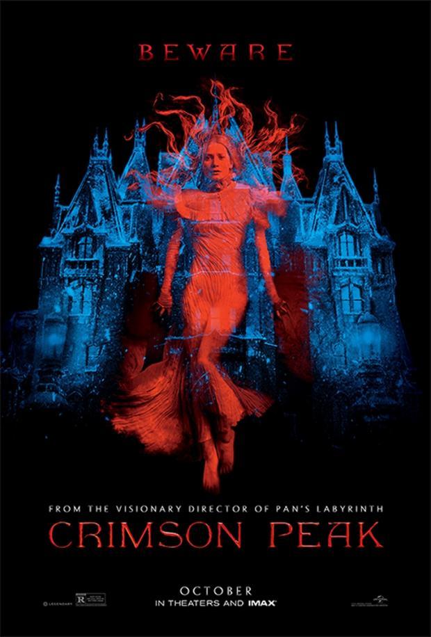 Crimson Peak film review: Del Toro's gothic masterpiece?