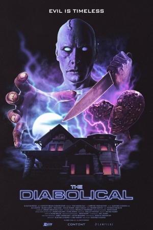The Diabolical new poster is so Eighties horror