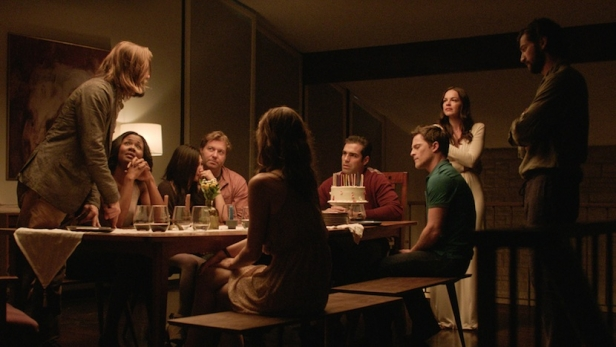 A dinner party with a difference: The Invitation