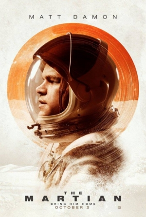 The Martian new posters are soooo art house