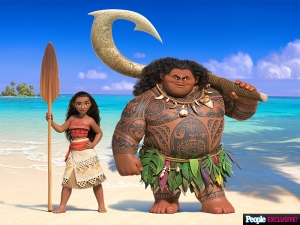 Moana casts the first Polynesian Disney princess